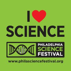 I Love Science logo