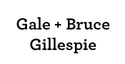 Gale and Bruce Gillespie