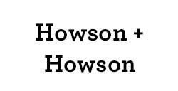 Howson & Howson