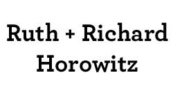 Ruth and Richard Horowitz