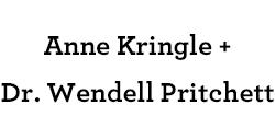 Anne Kringle & Dr. Wendell Pritchett