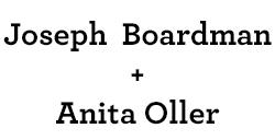 Joseph Boardman & Anita Oller