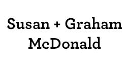 Susan & Graham McDonald