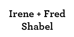 Irene and Fred Shabel