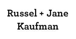 Russel & Jane Kaufman
