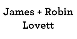 James & Robin Lovett