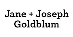Jane & Joseph Goldblum