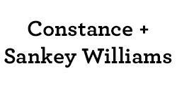 Constance & Sankey Williams