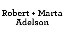 ROBERT & MARTA ADELSON