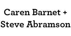 Caren Barnet & Steve Abramson