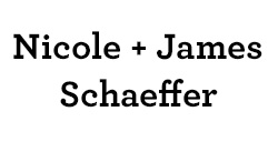 Nicole & James Schaeffer