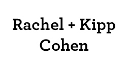 Rachel & Kipp Cohen
