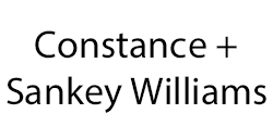 Constance and Sankey Williams