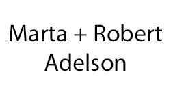 Marta and Robert Adelson