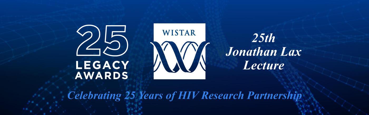 Wistar Legacy Awards Banner 2021