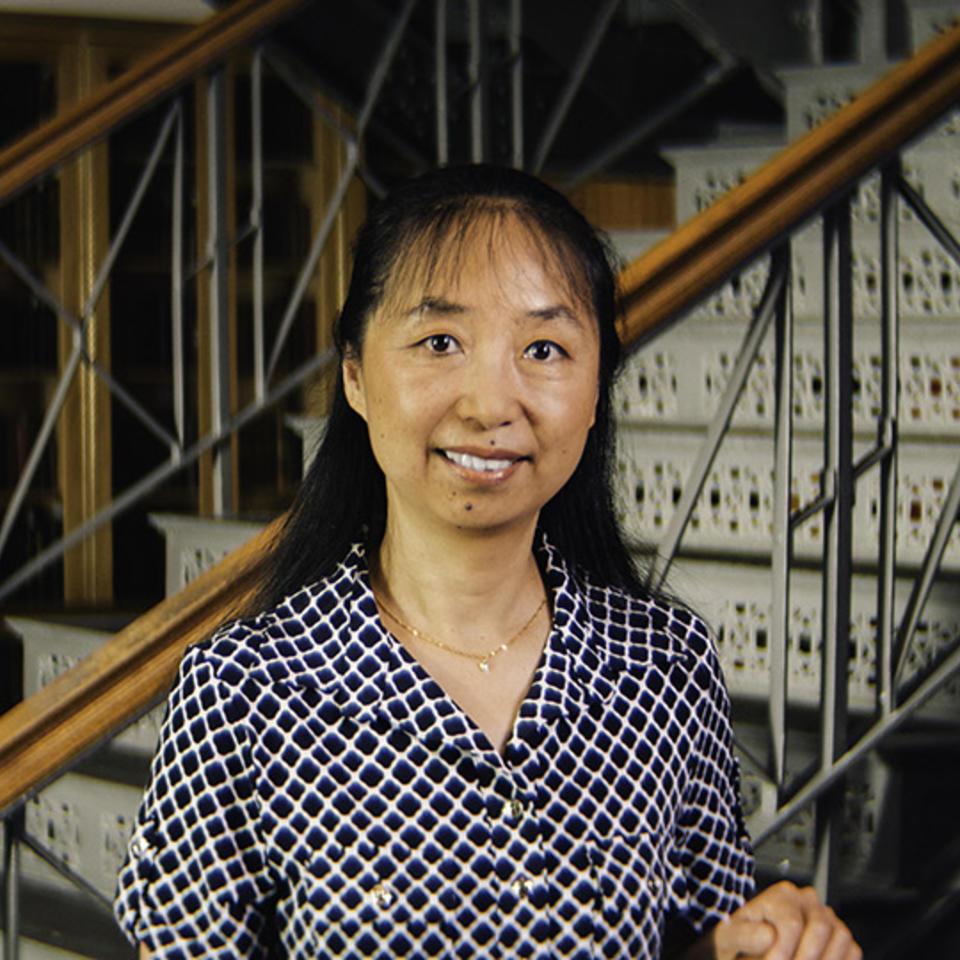 Qin Liu, M.D., Ph.D.