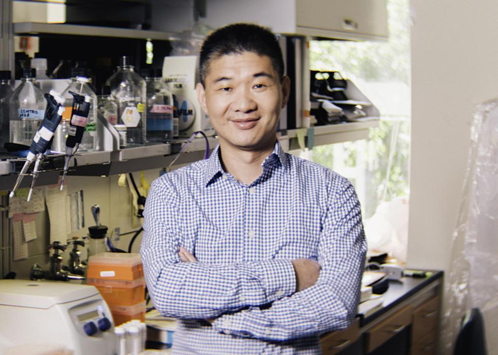 Rugang Zhang, Ph.D.