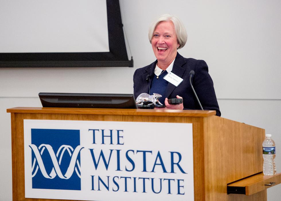 Dr. Shirley M. Tilgham