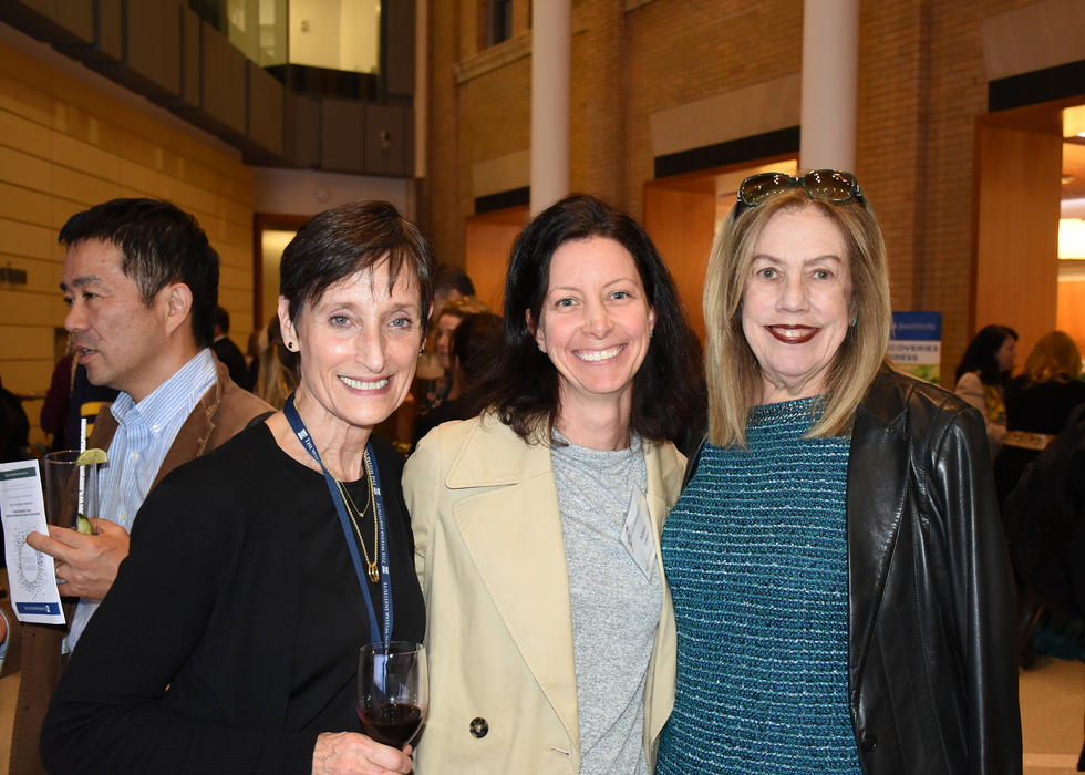 Attendees at Wistar's Women & Science event on Nov. 1, 2018