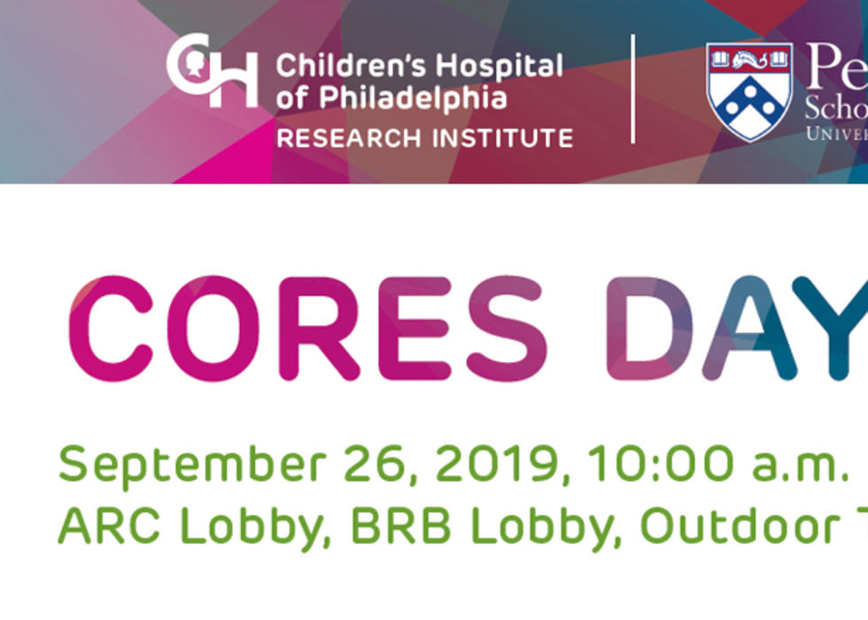Cores Day 2019 Web Banner